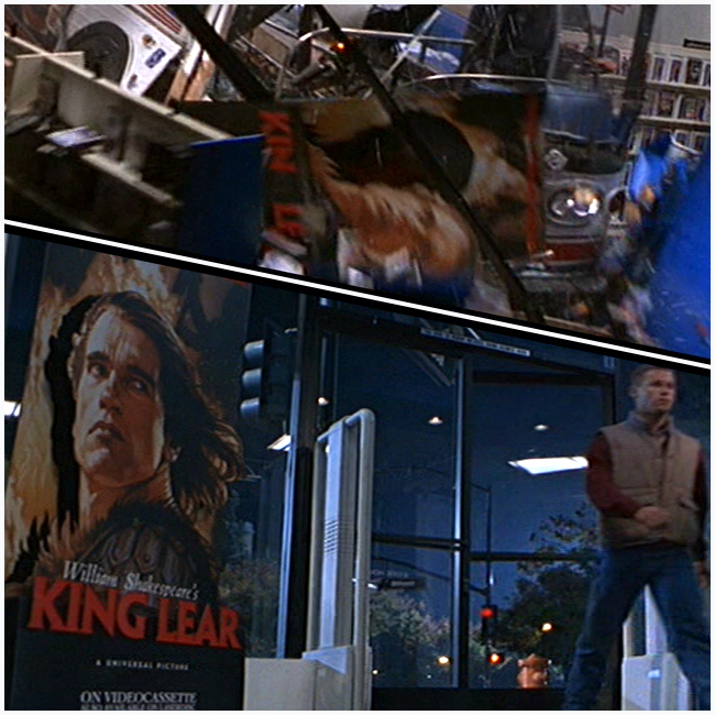 Image result for lost world jurassic park king lear